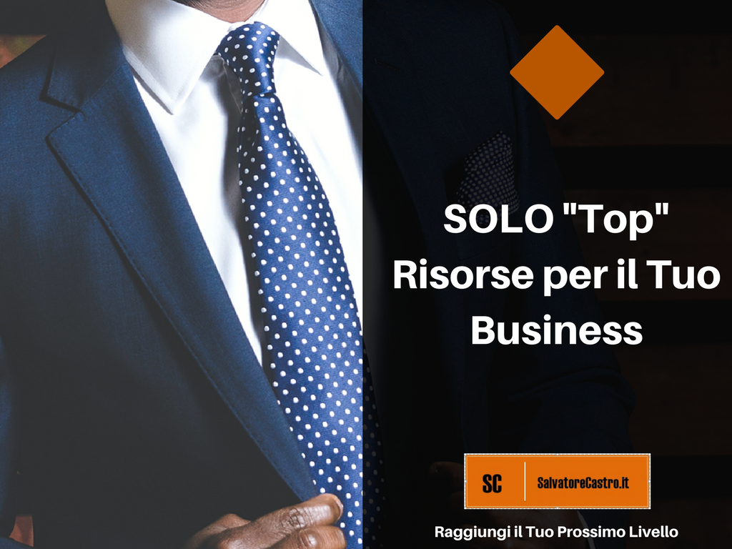 """Top"" Risorse Business"
