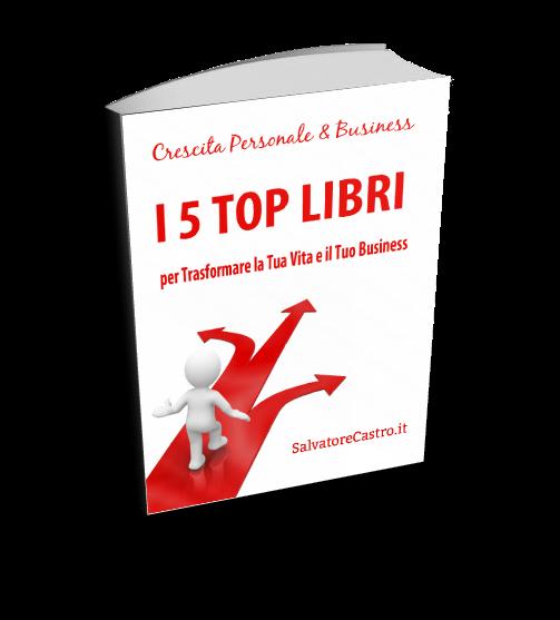 """Guida """"TOP 5 Libri"""" – Gratis"""